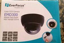 Everfocus EMD300 Mobile 550 TVLCompact Car Security Camera