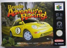 Beetle Adventure Racing Nintendo 64 PAL