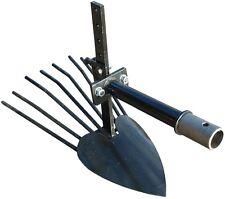 Rodepflug Kartoffelpflug Pflug KP480 Anbaugerät für Einachser Multitruck MT480