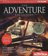 Infocom THE ADVENTURE COLLECTION PC & Mac Game CD-ROM Adventure BIG BOX NEW