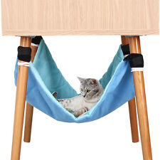 bleu Under Chaise Chat hamac COUVERTURE PETIT suspendu souple lit feuille