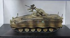 PANZERSTAHL 88020 Bundeswehr ISAF SPZ Marder 1 Fertigmodell in 1:72