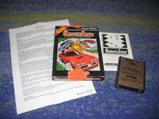 Atari 2600 Bump n Jump modulo & SCATOLA ORIGINALE & ISTRUZIONI DA COLLEZIONE