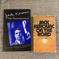 JACK KEROUAC VINTAGE SET - ON THE ROAD & THE SUBTERRANEANS - SIGNET PB