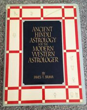 Ancient Hindu Astrology For Modern Western Astrologer Hardcover Book By T. Braha