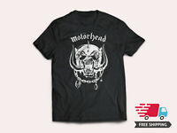 MOTORHEAD T-Shirt England Lemmy War Pig Logo Rock Metal ACE OF SPADES S-5XL 2