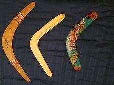 Mudi Dudi Tribe boomerang trio