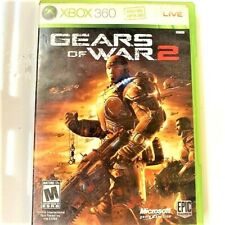 GEARS OF WAR 2 XBOX360 EXCELLENT CONDITION VIDEO GAME