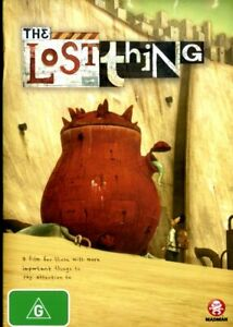 The Lost Thing (Includes Field Guide Booklet) - DVD - Region 0