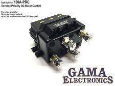 100 Amp Reverse Polarity DC Motor Control - 100A-PRC