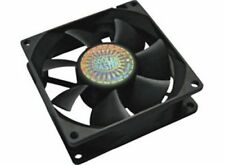 80mm 8cm 12V 2Pin DC Brushless Cooling Fan 80x10mm For Computer PC Cooling PD