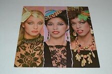 Stargard~The Changing Of The Gard~1979 Disco~Inner Lyrics Sleeve~FAST SHIPPING!