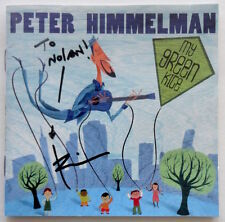 PETER HIMMELMAN: My Green Kite [CD] SIGNED Insert, Rounder Records Select, 2007