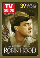TV Guide Classics: The Adventures of Robin Hood - 39 Episodes, FACTORY SEALED