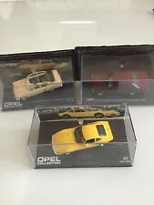 Opel Olympia Rekord Cabrio Limousine 1954/1956 /Chevrolet /gt Neuves