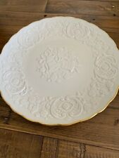 Lenox Flower Embroided Dish