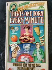 There's One Born Every Minute by Harry Blackstone Jr. 1976