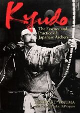 Kyudo The Essence and Practice of Japanese Archery - HC w/DJ 1993 - NEAR MINT