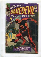 DAREDEVIL #10 (4.0) THE STRANGEST FOES DAREDEVIL HAS EVER FACED!