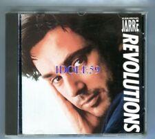 CD de musique album pour chanson française Jean Michel Jarre