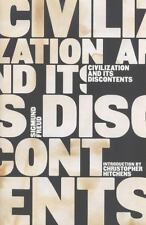 Civilization and Its Discontents by Peter Gay, Christopher Hitchens, James...