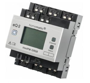 Homematic IP Wired Schaltaktor 8-fach