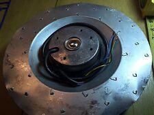 Centrifugal Fan EMC RB2C-225/062 115V 160W 1.40A 15UF-370 60/50HZ