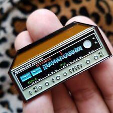 Pioneer Sx-1010 Vintage Receiver Enamel 2 Inch Pin