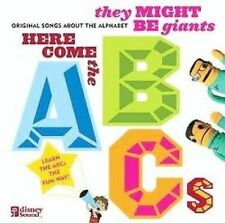 FREE US SHIP. on ANY 3+ CDs! NEW CD They Might Be Giants: Here Come The ABCs