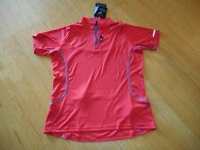 WIE NEU Damen Radlershirt Fahrradtrikot Gr 36 rosa grau