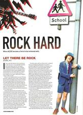 AC/DC Let There Be Rock 1977 album review UK ARTICLE / clipping