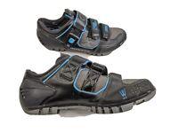 Bontrager Womens US 10 EUR 42 Black RL Mountain Biking Shoes