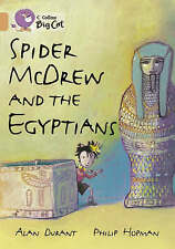 Spider McDrew and the Egyptians (Collins Big Cat) (Bk. 2)-ExLibrary