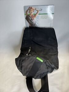 Gaiam Performance Exercise and Sports Equipment Yoga Mat Bag - Black