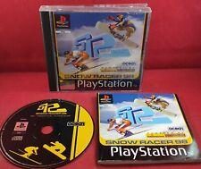 Snow Racer 98 Sony Playstation 1
