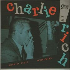 Charlie Rich ( sp ) Midnite Blues - Whirlwind - NEW 45