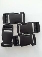25mm Delrin Plastic Buckles SKI Clips for Webbing / slider