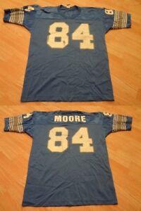 Men's Detroit Lions Herman Moore L Jersey Vintage Champion Jersey