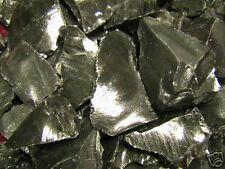 TUMBLER ROCKS Obsidian FREE SHIPPING Half Lb Stones Tumbling Rock Tumbler