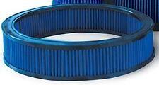 "Blue 13"" Round High Flow Air Filter #5112 Fit Most Ford & Mopar Performance"