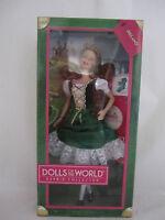 Barbie Dolls of the World Ireland NEW DOTW 2011 NFRB Mint Irish