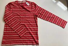 Gap Rojo Jersey de manga larga