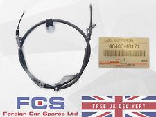 NEW GENUINE LEXUS RX400H / TOYOTA HARIIER LH PARKING CABLE 46430-48171