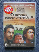 Dvd O Brother Where Art Thou? Great * Must See *