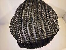 UK: Combs, Stretchy Braided Wig Cap Cornrow HorseShoe Crochet