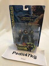 Transformers Beast Machines Optimus Primal Deluxe Heroic Maximal Hasbro 1999