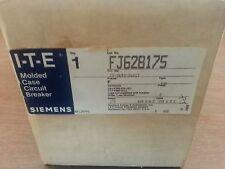 NEW IN BOX Siemens FJ62B175 2 Pole 175 Amp 600 Volt Bolt-On NIB (Siemens ITE)