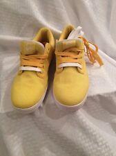 EUC Vlado Footwear #IG-1063-11 Mens 9/women's 10.5 Sneakers Yellow