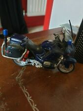 BMW MOTOR CYCLES MAISTO  SCALE 1:18 GENDARMERIE POLICE FRANCE