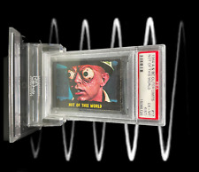 1964 A&BC Outer Limits NOT OF THIS WORLD #17 EX-MINT 6(ST) - Vintage garno PSA